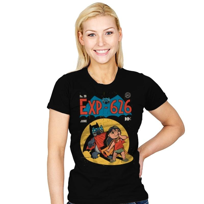 EXP-626 - Womens - T-Shirts - RIPT Apparel