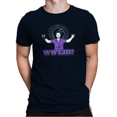 WWTJD? Exclusive - Mens Premium - T-Shirts - RIPT Apparel