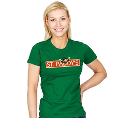 St. Paddy's Exclusive - St Paddys Day - Womens - T-Shirts - RIPT Apparel