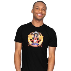 Wonder Moon  - Mens - T-Shirts - RIPT Apparel