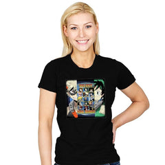 Dimitrios T Yaloumis - Womens - T-Shirts - RIPT Apparel