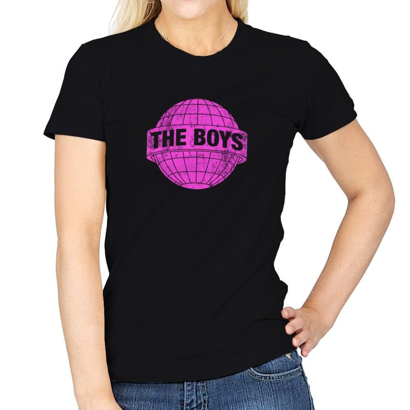 Boys World - Womens - T-Shirts - RIPT Apparel