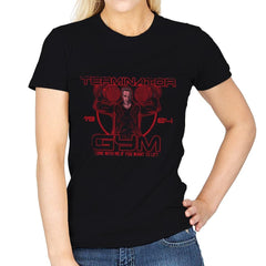 Terminator Gym - Womens - T-Shirts - RIPT Apparel