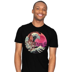 Rad Tiger Wave - Mens - T-Shirts - RIPT Apparel