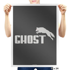 Ghost - Prints - Posters - RIPT Apparel