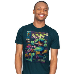 Donnie's Comics - Mens - T-Shirts - RIPT Apparel