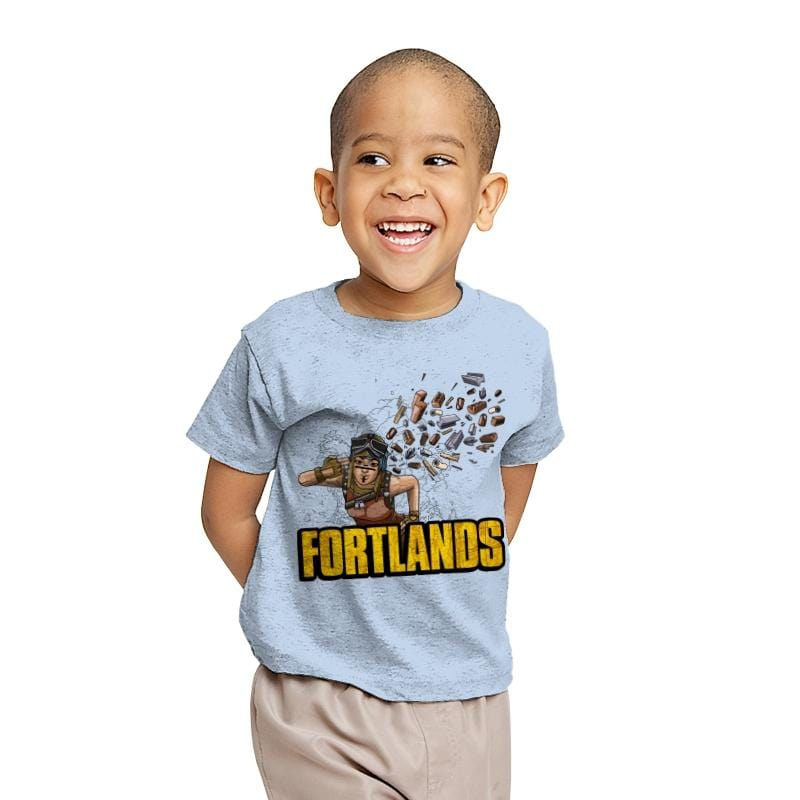 Fortlands - Youth - T-Shirts - RIPT Apparel