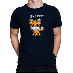 Zero Fox Given - Mens Premium - T-Shirts - RIPT Apparel