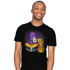 DAD Number 1 - Raffitees - Mens - T-Shirts - RIPT Apparel