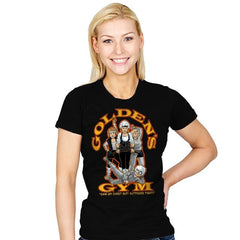 Golden's Gym - Womens - T-Shirts - RIPT Apparel