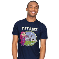 TITANS - Mens - T-Shirts - RIPT Apparel