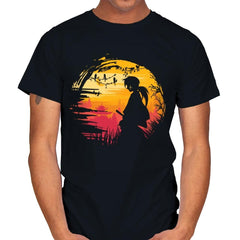 Samurai Journey - Mens - T-Shirts - RIPT Apparel