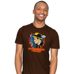 Adventures in Noir - Mens - T-Shirts - RIPT Apparel