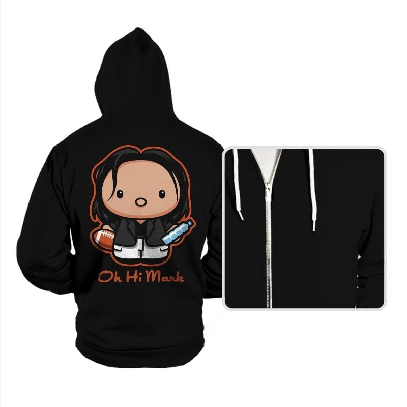 Oh Hi Mark - Hoodies - Hoodies - RIPT Apparel