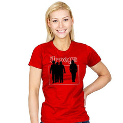 Ultra-Violent Rock - Womens - T-Shirts - RIPT Apparel