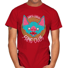 Santa Carla Fang Club - Mens - T-Shirts - RIPT Apparel