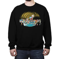 Pinocchio 2019 - Crew Neck Sweatshirt - Crew Neck Sweatshirt - RIPT Apparel