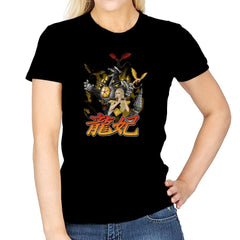 A Song of Zords and Fire Exclusive - Womens - T-Shirts - RIPT Apparel