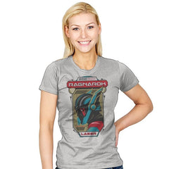 Ragnarok Lager - Womens - T-Shirts - RIPT Apparel
