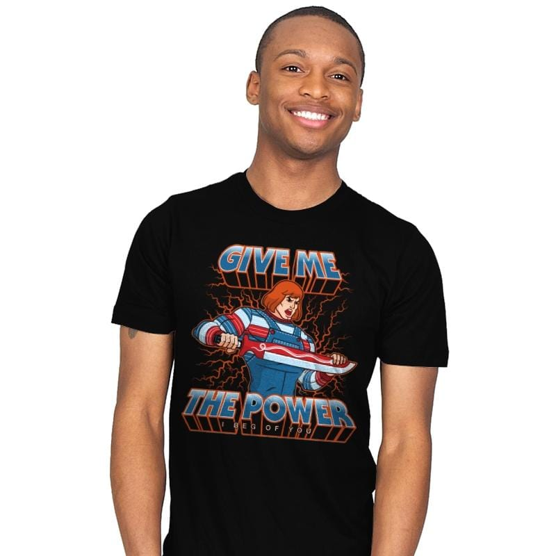 ChuckHe-Man - Mens - T-Shirts - RIPT Apparel