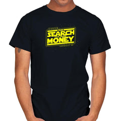 The Search For More Money Exclusive - Mens - T-Shirts - RIPT Apparel