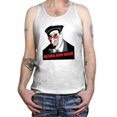 Natural Born Jokers - Tanktop - Tanktop - RIPT Apparel