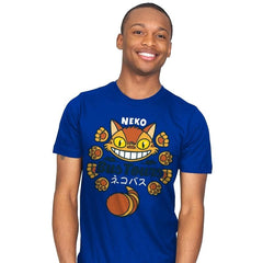 Neko Bus Tours - Mens - T-Shirts - RIPT Apparel