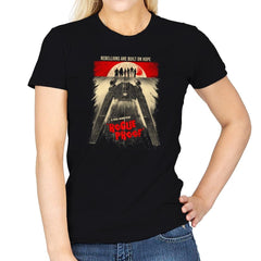 Rogue Proof Exclusive - Womens - T-Shirts - RIPT Apparel