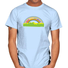 Double Rainbow Exclusive - Mens - T-Shirts - RIPT Apparel