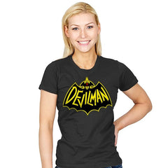 Demon or Human - Womens - T-Shirts - RIPT Apparel