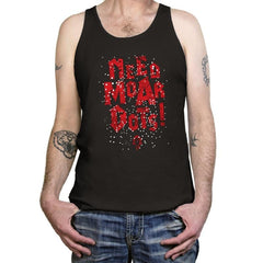 Need Moar Dots - Tanktop - Tanktop - RIPT Apparel