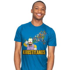 Krustylands - Mens - T-Shirts - RIPT Apparel
