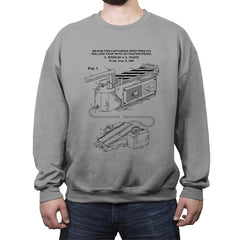 Spectre Trap Patent - Crew Neck Sweatshirt - Crew Neck Sweatshirt - RIPT Apparel