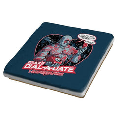 Dial-a-Date - Coasters - Coasters - RIPT Apparel
