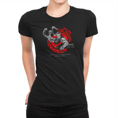 Colossal Gym Exclusive - Womens Premium - T-Shirts - RIPT Apparel