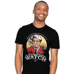 Neighborhood Watch - Mens - T-Shirts - RIPT Apparel