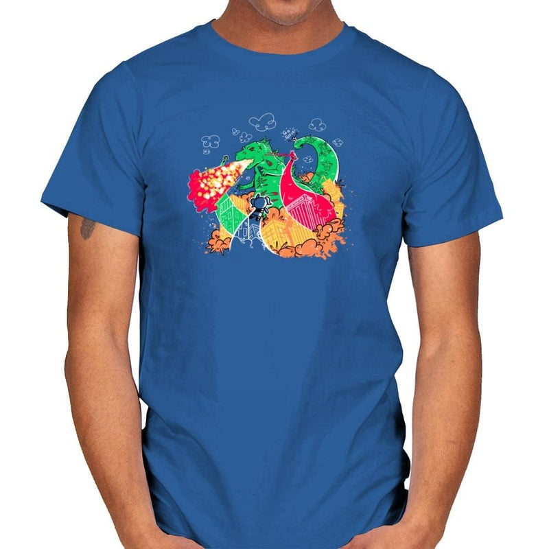 A Kaiju In Townsville Exclusive - Mens - T-Shirts - RIPT Apparel