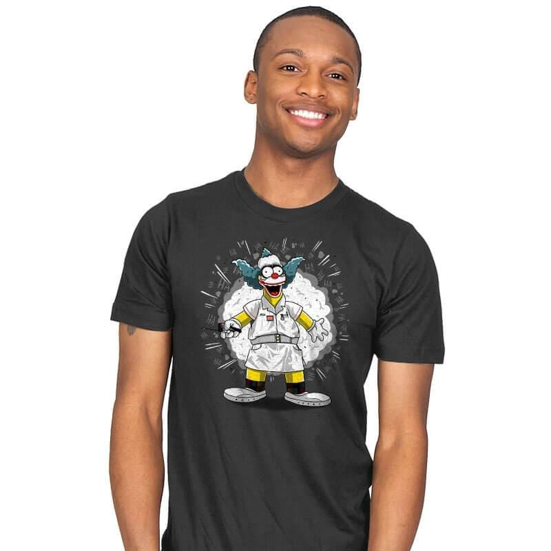 Nurse Krusty - Mens - T-Shirts - RIPT Apparel
