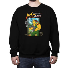 McContra - Crew Neck Sweatshirt - Crew Neck Sweatshirt - RIPT Apparel