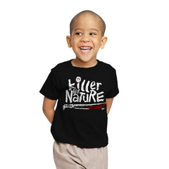 KILLER BY NATURE 13th - Youth - T-Shirts - RIPT Apparel