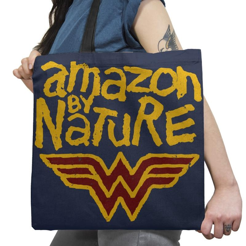 Amazon By Nature Exclusive - Wonderful Justice - Tote Bag - Tote Bag - RIPT Apparel