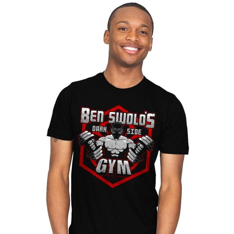 Ben Swolo's Gym - Mens - T-Shirts - RIPT Apparel