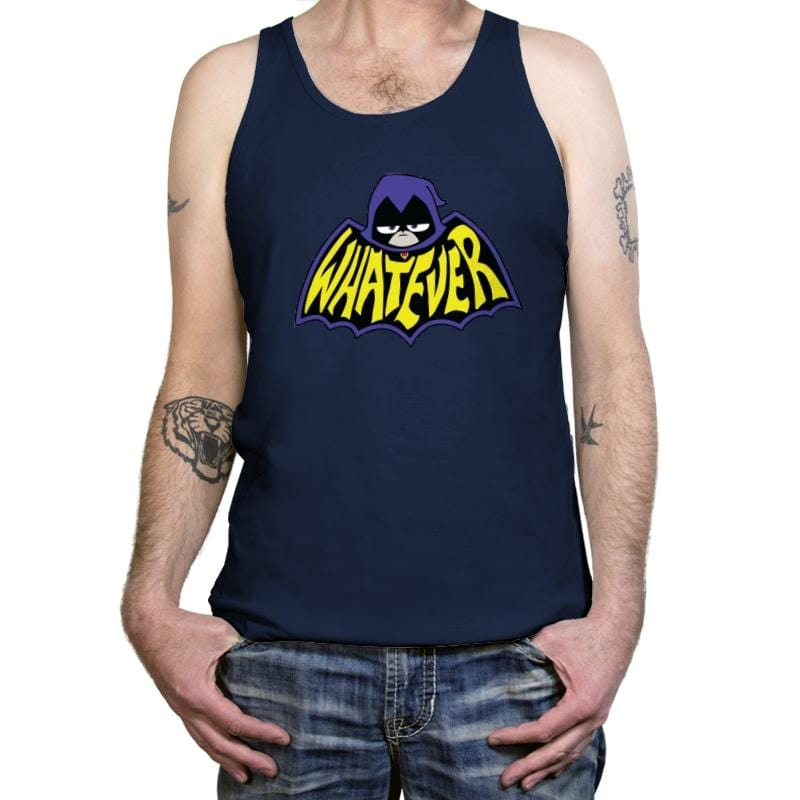 Whatever - Tanktop - Tanktop - RIPT Apparel