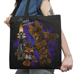 Spiff Pals Exclusive - Tote Bag - Tote Bag - RIPT Apparel