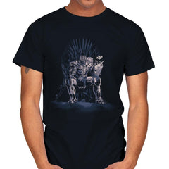 King of the Universe - Anytime - Mens - T-Shirts - RIPT Apparel