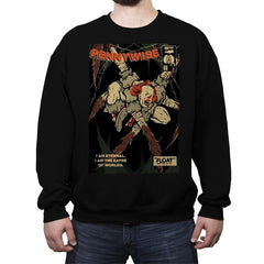 Eater of Worlds - Crew Neck Sweatshirt - Crew Neck Sweatshirt - RIPT Apparel