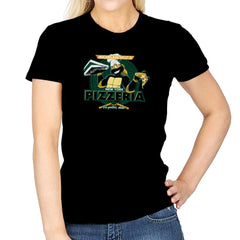 Mikey's Pizzeria Exclusive - Womens - T-Shirts - RIPT Apparel