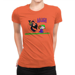 Batbrown - Anytime - Womens Premium - T-Shirts - RIPT Apparel