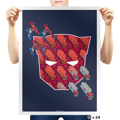 Tessellate, and Roll Out! Exclusive - Prints - Posters - RIPT Apparel