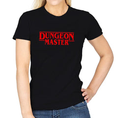 Dungeon Master - Womens - T-Shirts - RIPT Apparel